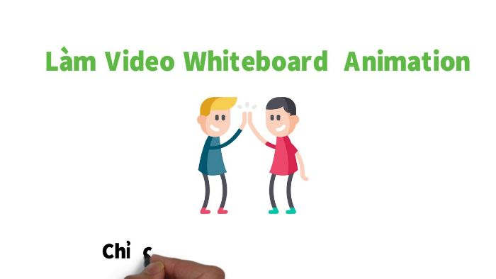 Video animation dạng vẽ tay đang được ứng dụng phổ biến