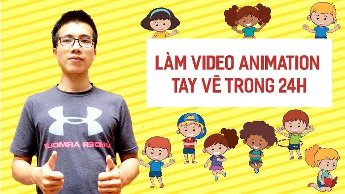 Ostrich Motion là đơn vị nhận làm video animation dạng vẽ tay chuyên nghiệp
